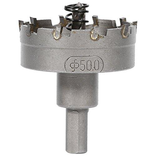 agujero de acero de alta velocidad, Accesorios para sierras perforadoras, Juego de sierra de orificio Punta de aleación de...