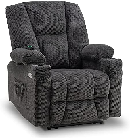 Top 10 Best massage recliner chair with heat Reviews