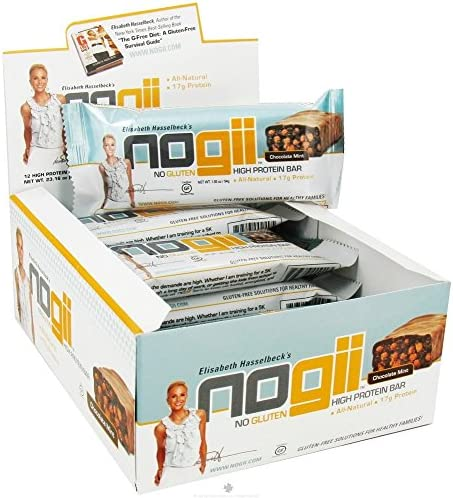 NoGii High Protein Bar Chocolate Mint