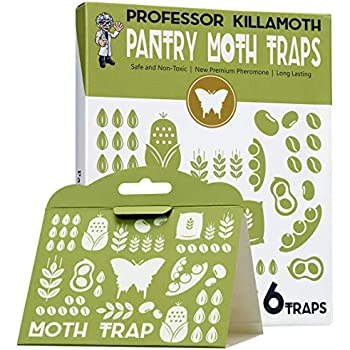 Amazon Com Dr Killigan S Premium Pantry Moth Traps With