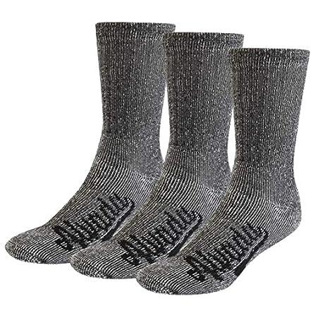 Alvada 80% Merino Wool Hiking Socks Thermal Warm Crew...