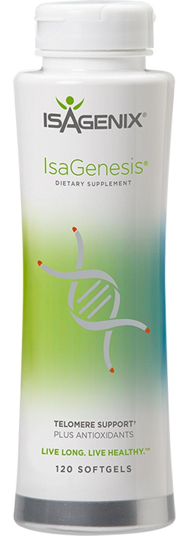 Isagenix Product B Antioxidants plus Telomere Support 120 capsules (Isagenesis)