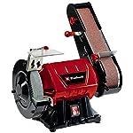 Einhell Levigatrice a nastro da banco TC-US 350 (350 Watt, funzione abrasione con nastro/disco, carter di protezione… 51qS2rak4sL. SS150