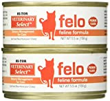 Hi-Tor Felo Canned Cat Food, Case of 24, 5.5 oz.