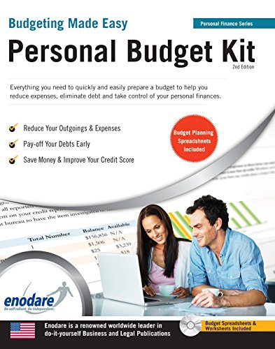 Personal Budget Kit: Including Financial Software (Budgeting Made Easy)]()