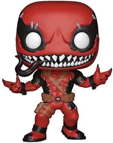 Funko Pop Games: Marvel-Contest of Champions-Venompool Collectible Figure