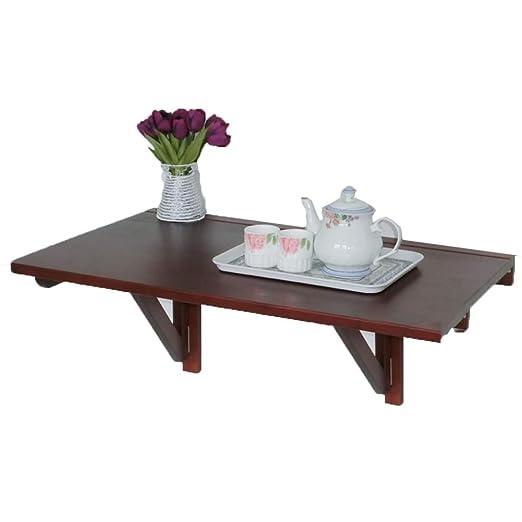 mesa plegable Mesa de Hoja abatible montada en la Pared, Cocina y ...
