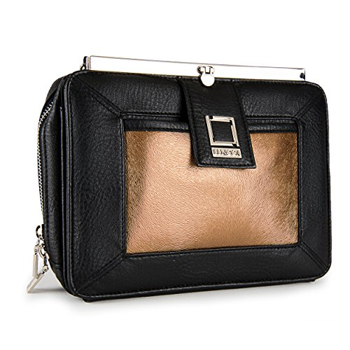 lencca-esvivina-crossbody-clutch-wallet-carrying-case-for-cell-phones-and-small-tablets-black-copper