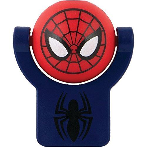 """Disney Marvel Marvel(R) Superhero Projectable Night Light (Marvel(R) Spider-Man(R)) """"Product Type: Lavatory Lights/Lavatory Lights"""""""