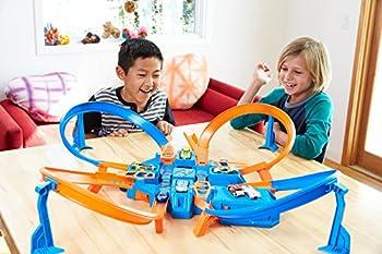 Hot Wheels Criss Cross Crash Track Set 1