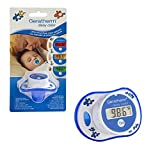 Geratherm Daisy Color Pacifier Thermometer