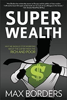 Superwealth by [Borders, Max]