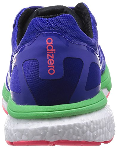adidas Adizero Boston 5 Woman Damen Sneaker Blau/Grün
