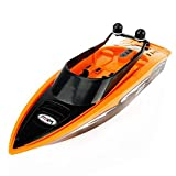 RC High-Speed Boat Remote Control Rowing Children's Big boy Summer Outdoor Toys Summer Lakeside Toys Parent-Child Games