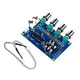 Hidream®NE5532 Stereo Preamplifier Tone Board 2Channel Audio Amplifier Board Module HM