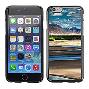 Be Good Phone Accessory // Dura Cáscara cubierta Protectora Caso Carcasa Funda de Protección para Apple Iphone 6 // Nature Beautiful Forrest Green 54