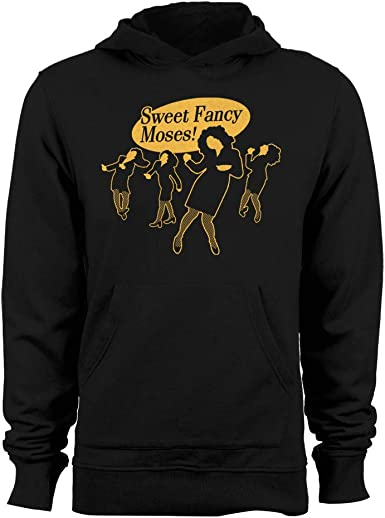 Zoko Apparel Sweet Fancy Moses Funny T-Shirt