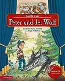 Peter Und Der Wolf Amazon Co Uk Sergei Prokofjew Josef border=