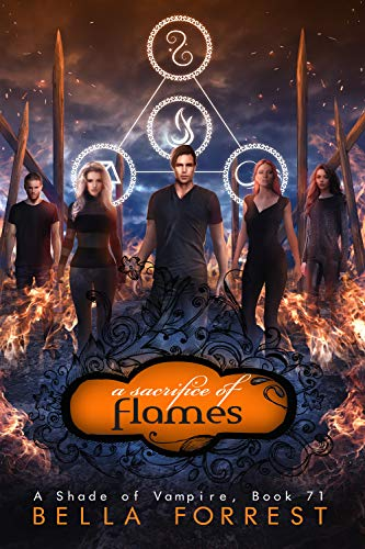 Pdf Teen A Shade of Vampire 71: A Sacrifice of Flames