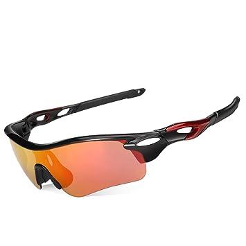Amazon.com: FEIXIANG - Gafas de sol polarizadas para hombre ...