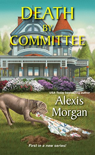 Death by Committee (An Abby McCree Mystery Book 1) by [Morgan, Alexis]