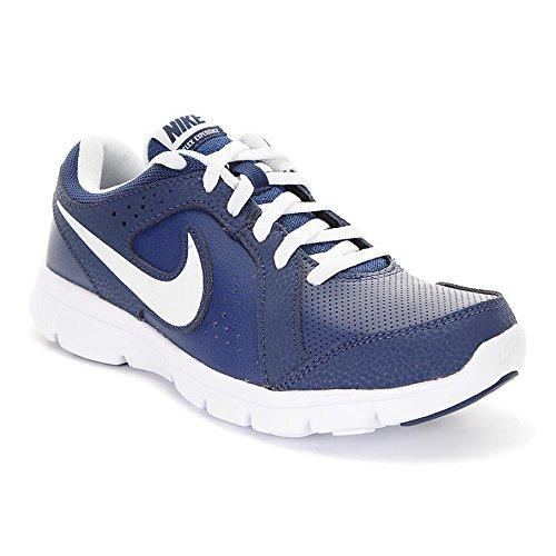 Basses Nike Experience Flex Baskets Ltr Bleu Gs garçon qOR4wOcXP