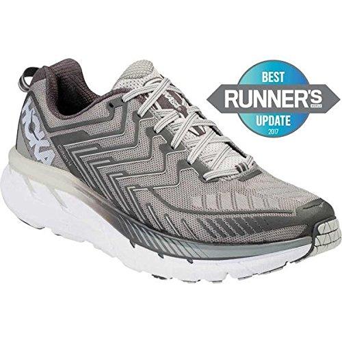 [ホッカオネオネ] メンズ スニーカー Clifton 4 Road Running Shoe [並行輸入品] B07DHQG5K3