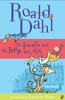 The Giraffe and the Pelly and Me 0439163676 Book Cover