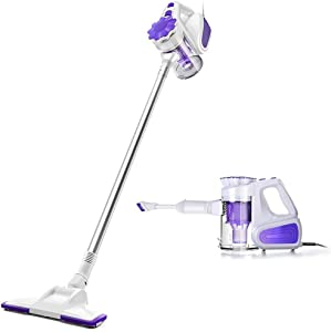Cliiini-A Vaccums Cleaner, Household Hand-held High-Suction Push Rod Vacuum Cleaner, Car Home Dual-use Small Portable Cleaner, Multi-Function Low-Noise Multi-Filter Vacuum Cleaner