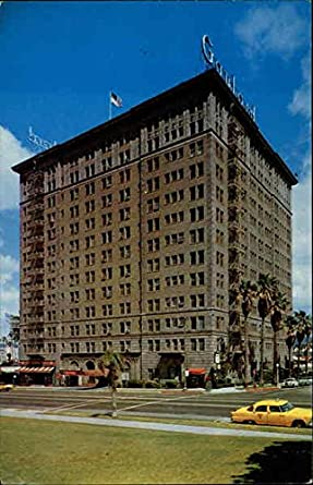 Gaylord Hotel And Apartments Los Angeles, California Original Vintage  Postcard