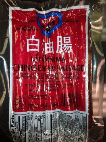 UPC 032971301886, Venus Chinese Sausage (3pk)