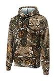 Russell Outdoors Mens Hoodie Realtree AP Camo Hunting Sweatshirt (X-Large)