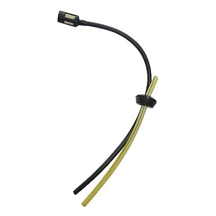 Nueva 1Pc Trimmer Cortador de cepillo filtro del depósito de ...