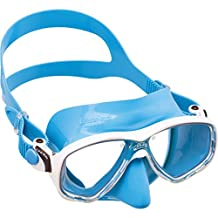Cressi Marea Premium Snorkeling and Diving Mask (Made in Italy)