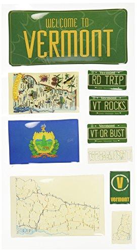 Reminisce MM-044 Vermont Mini Maps