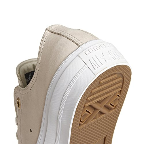 Converse Ledersneaker Chuck Taylor II CT AS II OX 555956C Creme Neutral