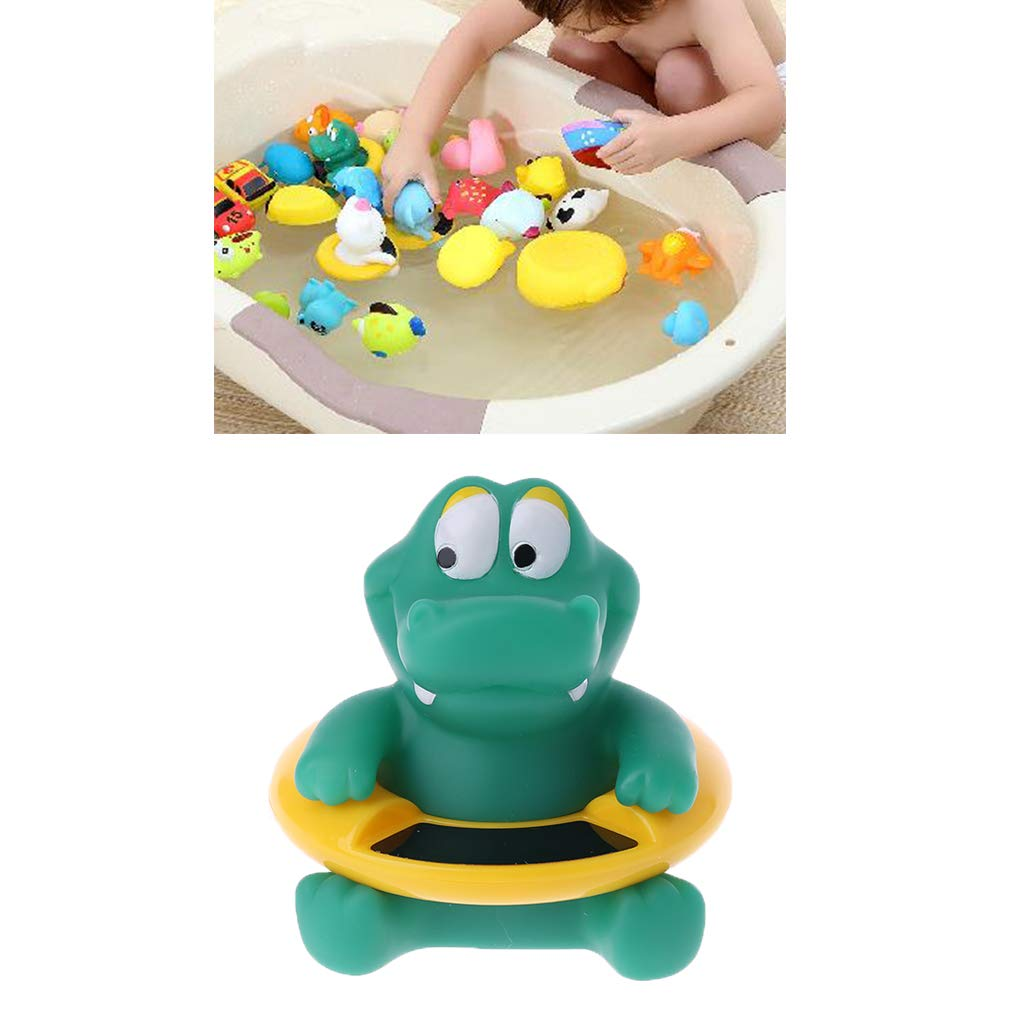 Infant Baby Bath Tub Water Temperature Tester Toy LAOSI Animal Shape Thermometer