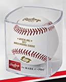#4: Rawlings 2017 World Baseball Classic Official Game Baseball - Cubed