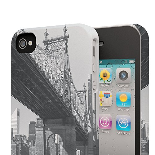 Koveru Back Cover Case for Apple iPhone 4/4S - Bridge