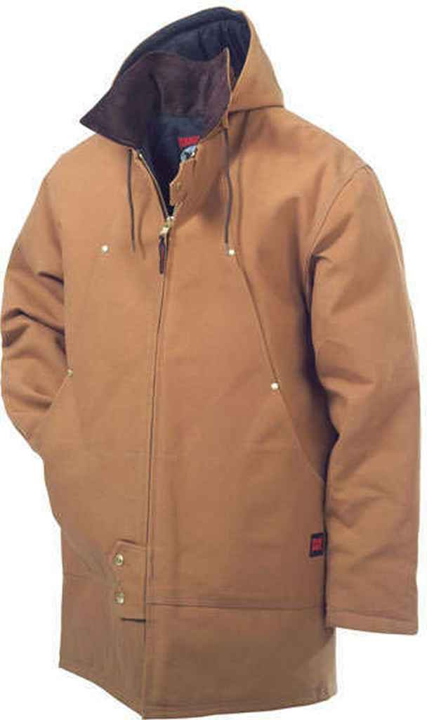 Tough Duck Men's Hydro Parka Richlu Manufacturing