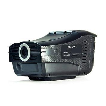 Enjoyyouselves Detector láser de Radar de Largo Alcance Extremo 360 Grados Dashcam HD 1080P Cámara DVR Detector de Coche Grabadora de Video para cámara DVR ...