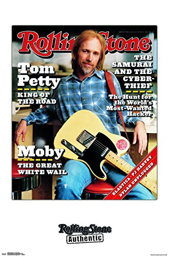 Trends International Poster Rolling Stone Tom Petty 1995