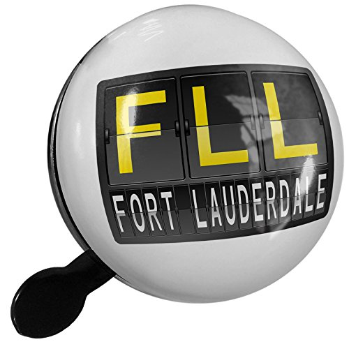 Small Bike Bell FLL Airport Code for Fort Lauderdale - - Fort Airport Lauderdale