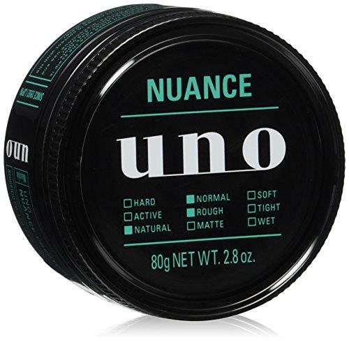 UNO 우노 뉘앙스 크리에이터 왁스 80g