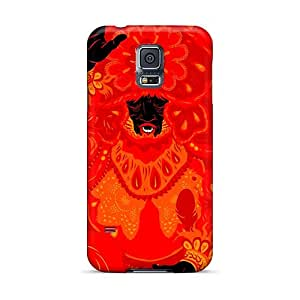 Cases Covers For Galaxy S5 - Retailer Packagingprotective Cases