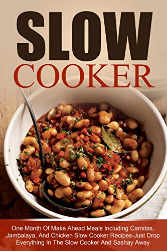Slow Cooker Including Recipes Just Everything ebook product image