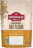 Arrowhead Mills Organic Oat Flour, 16 Ounce (Pack of 6)