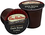 Tim Hortons Dark Roast, 48 Count (8.89 Oz each)