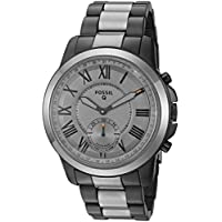 Deals on Fossil Q Grant Hybrid Smartwatch
