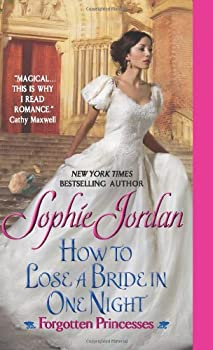 How to Lose a Bride in One Night 0062033018 Book Cover